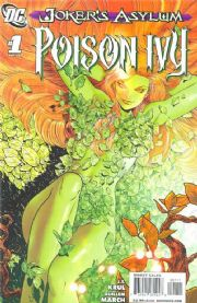 Jokers Asylum Poison Ivy One Shot DC Comics US Import